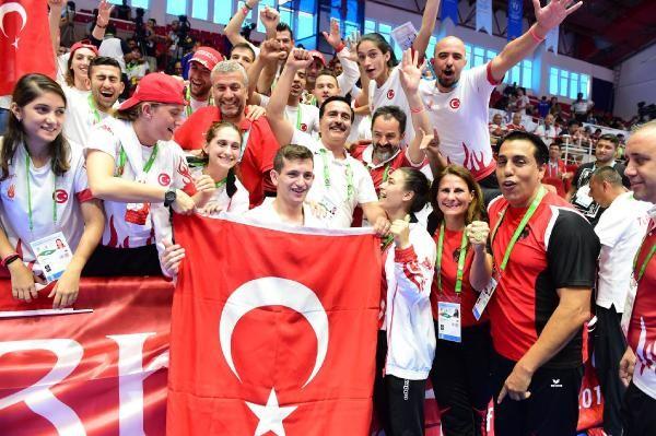 İşitme Engelliler Olimpiyatlarında karatede 2 madalya