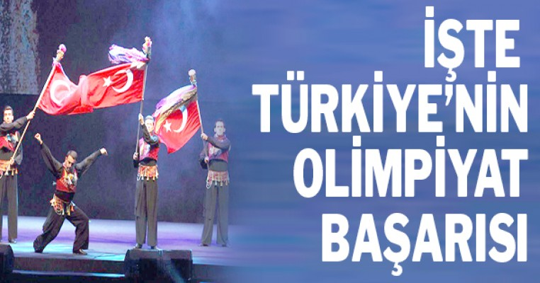 İşte rakamlarla olimpiyatlardaki Türkiye başarısı