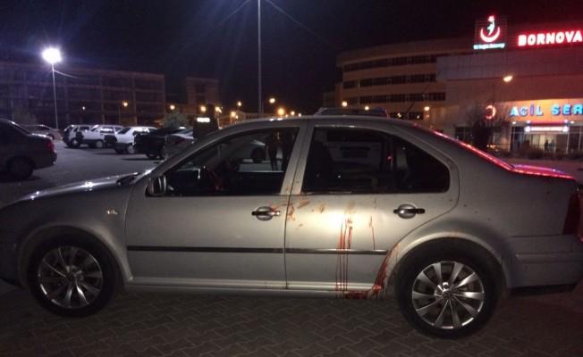 İzmir'de trafik terörü: 1 ölü, 2 yaralı
