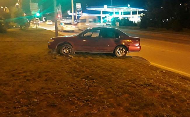 Karabük`te otomobilin çarptığı yaya hayatını kaybetti