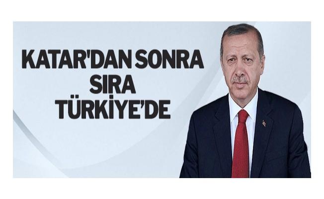 Katar`dan sonra sıra Türkiye'de
