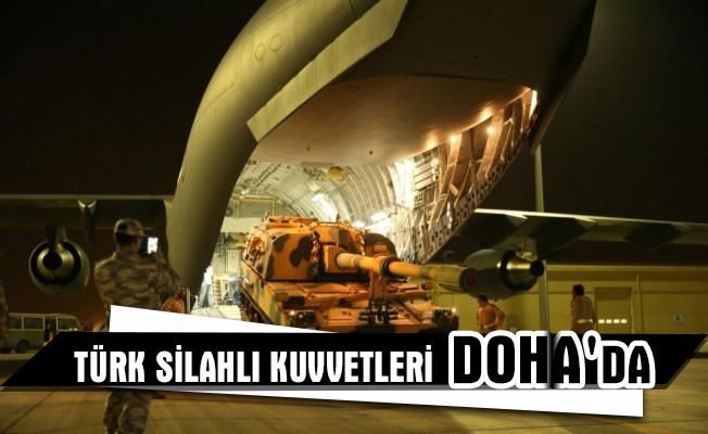 Katar`daki TSK unsurları