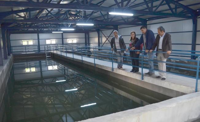 Kavak'a 50 yıllık içme suyu