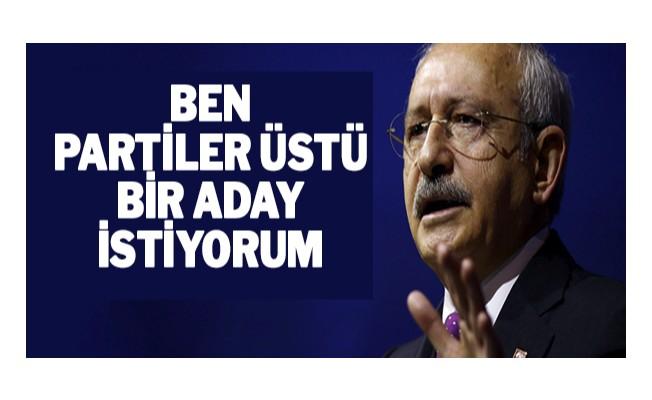Kılıçdaroğlu`ndan 2019 adaylığı açıklaması
