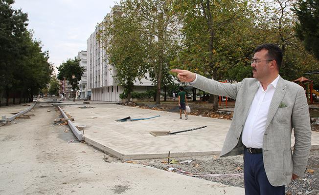 'Lozan Çarşı Cadde' Projesinde Sona Geliniyor