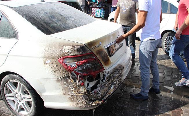 LPG Tüpleri Alev Aldı Facianın Eşiğinden Dönüldü