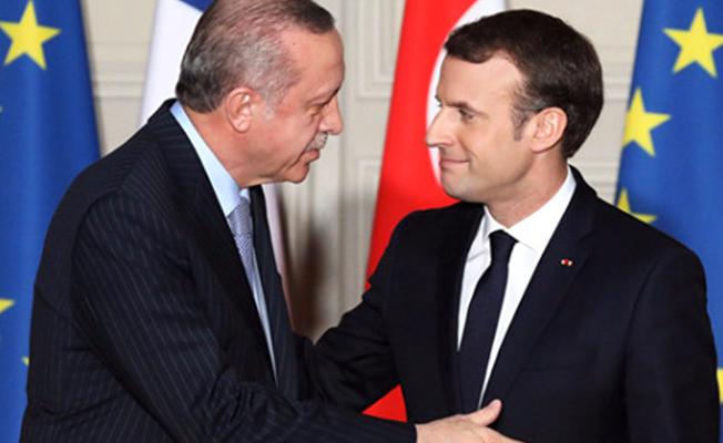 Macron`da `Türkiye` Dedi