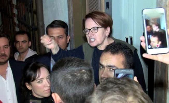 Meral Akşener`in Evine Baskına Giden 11 Kişi Gözaltına Alındı