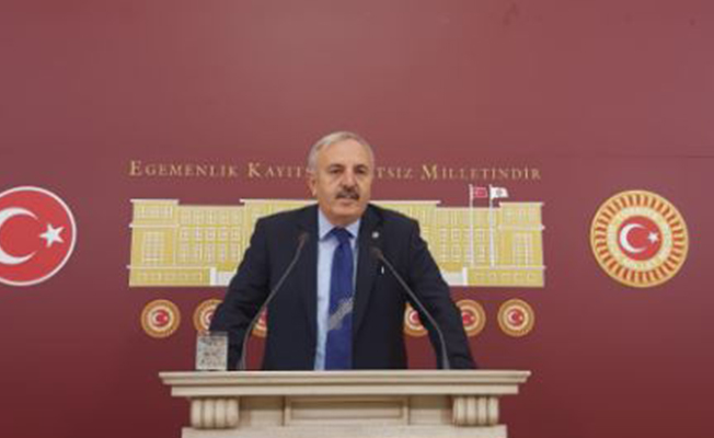 Milletvekili Yaşar, Çifçinin Umutla Beklediği Teklifi Meclise Sundu!