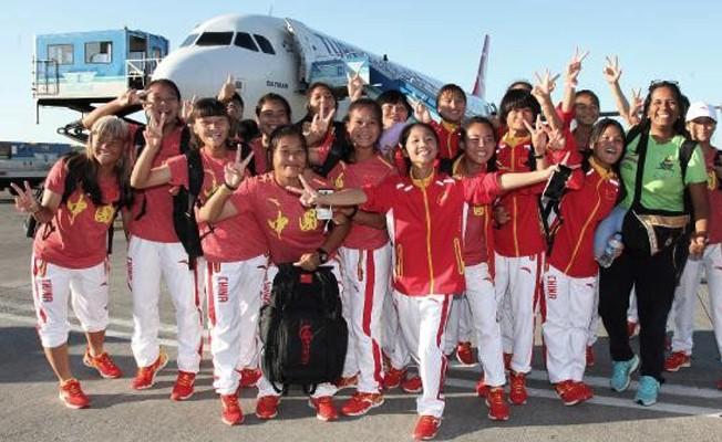 Olimpiyatlara katılan 5 ülkede en çok bayan sporcu var