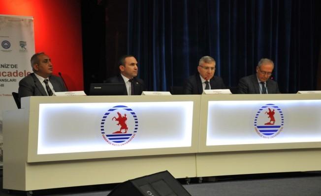 """OMÜ`de""""Millî Mücadele'nin Kalbi: Karadeniz""""Konferansı"""