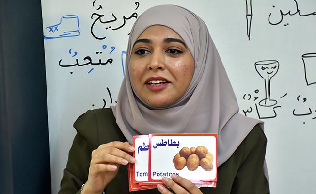 OMÜ İki Haftada Arapça Konuşturuyor