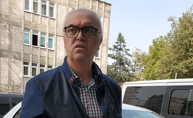 OMÜ`lü Profesör, Rektör Bilgiç`i Tehdit İddiasıyla Gözaltına Alındı!