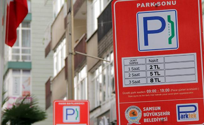 Parkomat'ta Tazminat 6 Milyon Lira