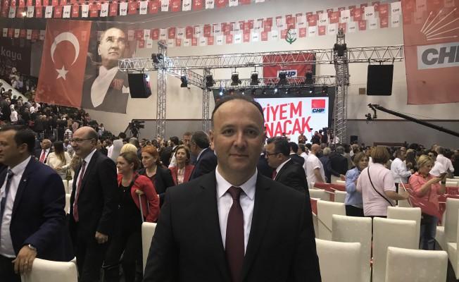 """""""Partili Cumhurbaşkanı İstemiyoruz"""""""