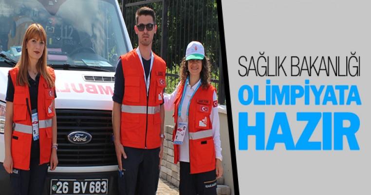 Sağlık Bakanlığından olimpiyat tedbirleri