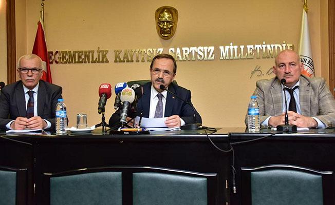 Şahin, İlk Kez Meclise Başkanlık Yaptı