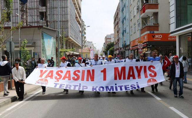 Samsun`da 1 Mayıs Kutlamalarında Saldırı!