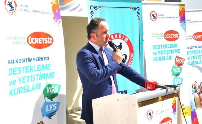 Samsun`da yaz kurslarına 12 bin 739 başvuru