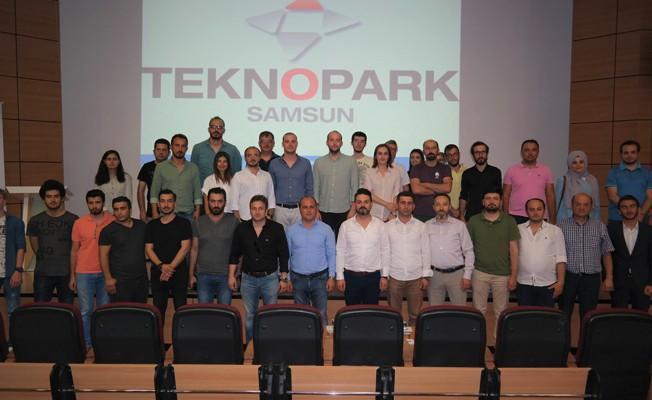 Samsun Teknopark firma tanıtım günlerine ilgi artıyor