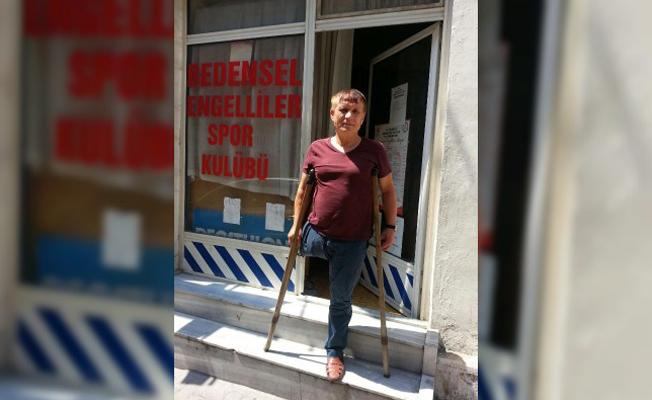 Samsun Bedensel Engelliler Kulübü futbolcu arıyor