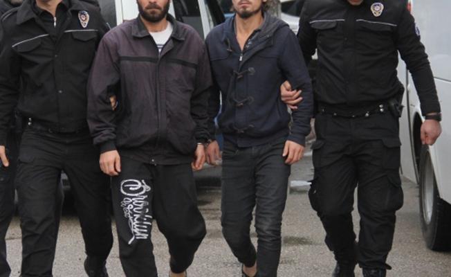 Samsun`da 5 DEAŞ`lı Gözaltına Alındı!