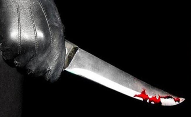 Samsun`da Bıçaklı Saldırı: 1 Ağır Yaralı