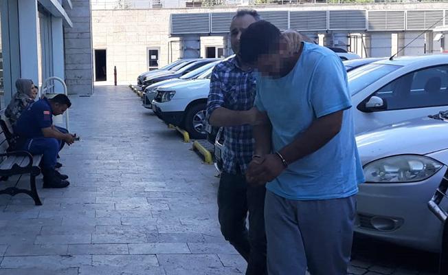 Samsun`da Bir Şahıs Paket Paket Uyuşturucu İle Yakalandı!