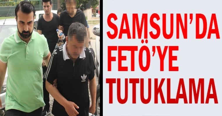Samsun`da FETÖ`den tutuklama