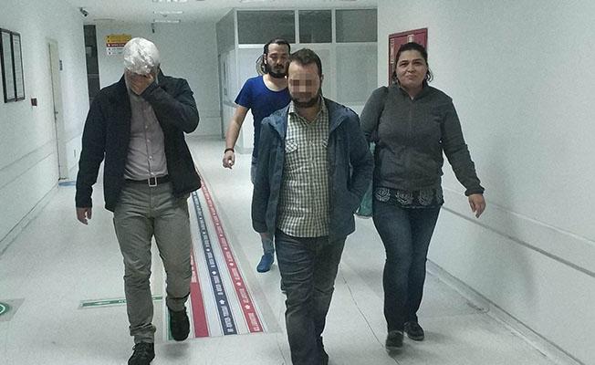 Samsun`da FETÖ`nün Gaygubet Evine Baskın! 3 Gözaltı