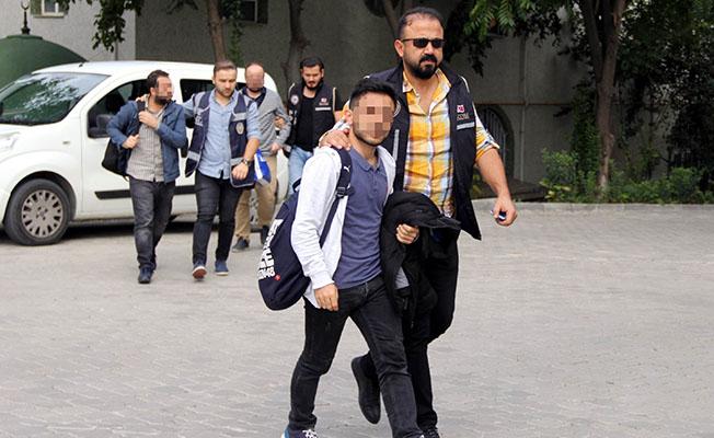 Samsun`da FETÖ`nün Öğrenci Evi Sorumluları Tutuklandı!