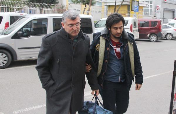 Samsun'da FETÖ operasyonu: 9 polis gözaltına alındı