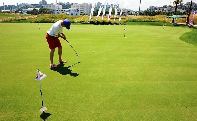 Samsun`da golf güçleniyor