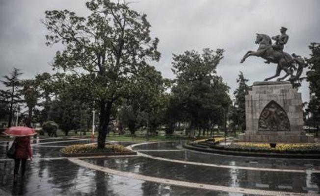 Samsun`da Hava Durumu (03.08.2018)