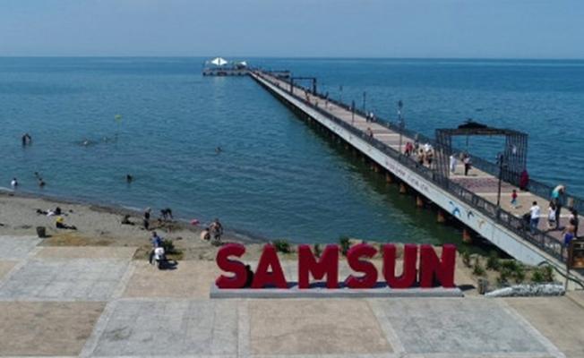 Samsun`da Hava Durumu (23.08.2018)