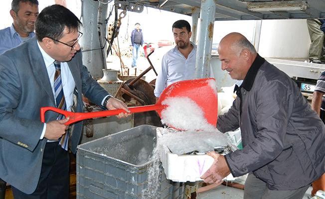 Samsun`da Kıyı Balıkçılarının Yüzü Gülüyor!