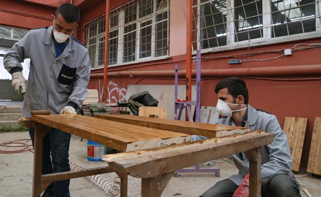 Samsun`da Lise Öğrencileri Üretiyor