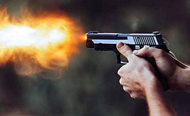 Samsun`da Silahlı Saldırı! Kurşun Karnında Girip Çıktı