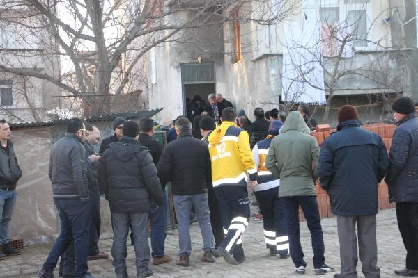 Samsun'da şofbenden zehirlenen çift öldü