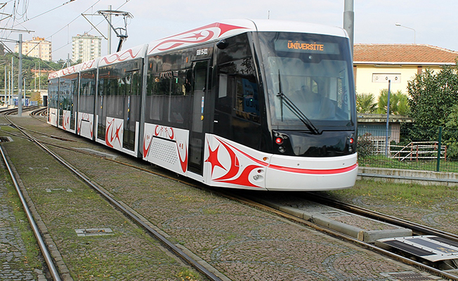 Samsun`da Tramvay Seferleri Normale Dönüyor!