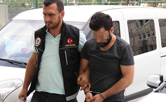 Samsun`da Uyuşturucu Operasyonu: 3 gözaltı