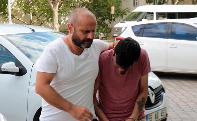 Samsun`da Uyuşturucu Tacirine Tutuklama!