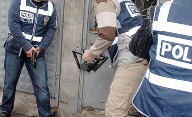 Samsun`da Uyuşturucu Tacirlerine Operasyon! 8 Gözaltı