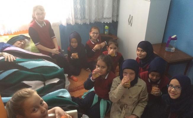 Samsun`da Yaşlılardan Dinleyelim ProjesiDevam Ediyor!