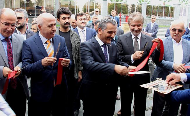 "Samsun'da""Kalemin Bereketi, Hat ve Tezhip Sergisi"""