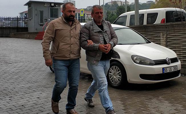 Samsun`daki Cinayet Zanlısı : Namusumu Korudum