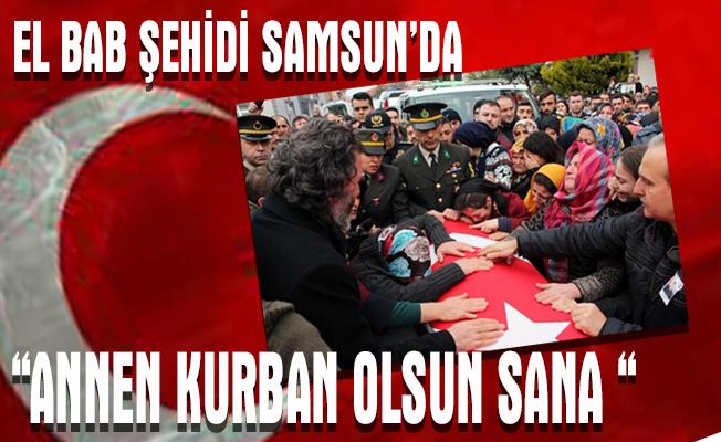 SAMSUN ŞEHİDİ ÇARŞAMBA'DA