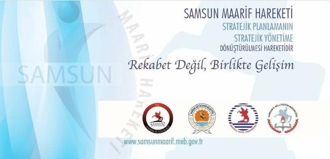 Samsun TEOG'da Türkiye ortalamasını geçti