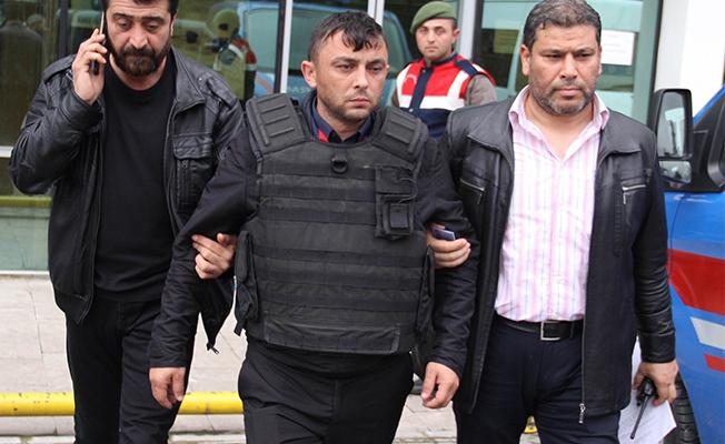 Samsun`u Sarsan Olayda 1 Tutuklama