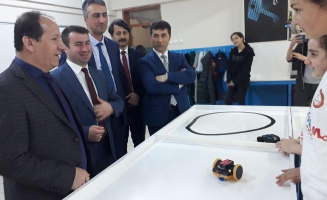Samsun'da Robot Fuarı